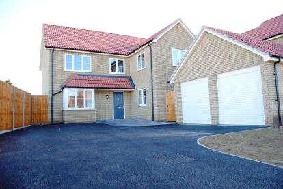 House for sale in Rowan Close, Watlington, King's Lynn