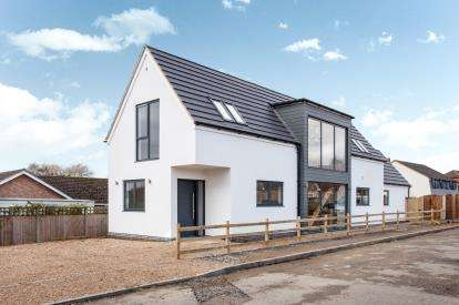 3 Bedrooms Detached House for sale in Highfields Caldecote, Cambridge, Cambridgeshire