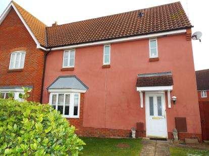 3 Bedrooms Semi Detached House for sale in Kings Reach, Kings Lynn, Norfolk