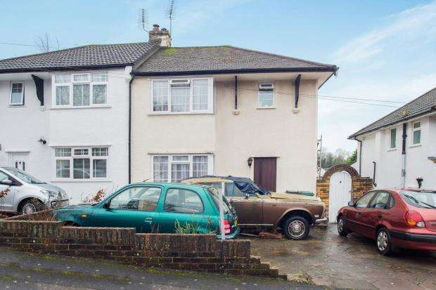 3 Bedrooms Semi Detached House for sale in Tadworth, Surrey, England