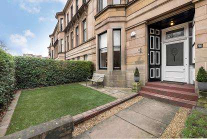 2 Bedrooms Flat for sale in Broomhill Drive, Broomhill