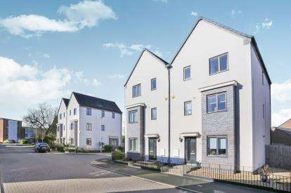 4 Bedrooms Semi Detached House for sale in Europa Gardens, Akron Gate, Wolverhampton, West Midlands