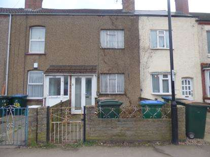 2 Bedrooms Terraced House for sale in Grange Road, Longford, Coventry, West Midlands