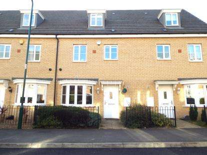 4 Bedrooms Terraced House for sale in Apollo Avenue, Peterborough, Cambridgeshire