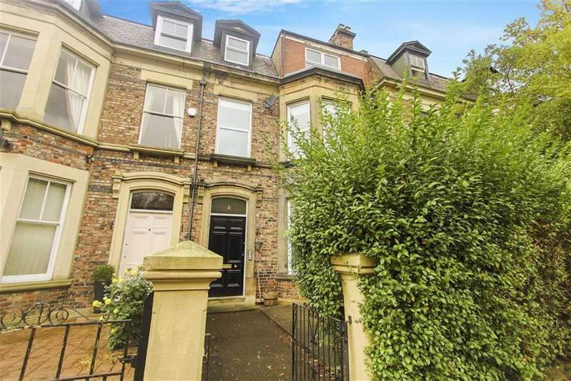 3 Bedrooms Flat for sale in Eskdale Terrace, Jesmond, Newcastle Upon Tyne