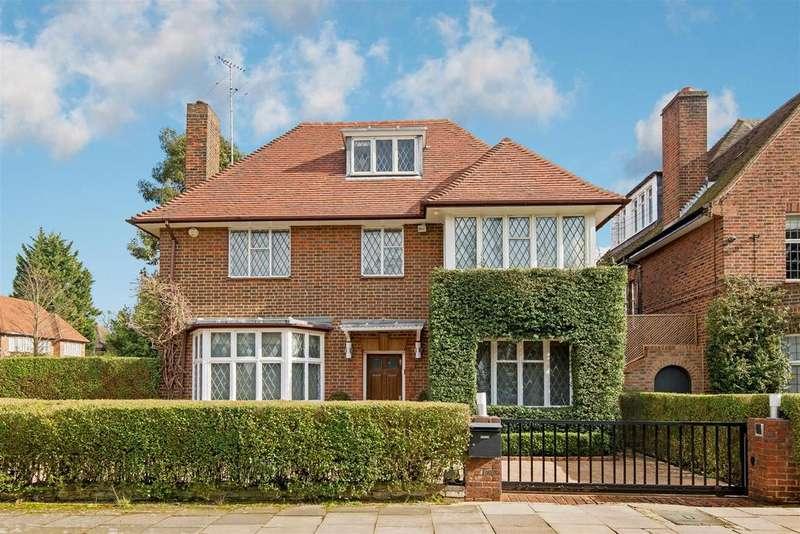 6 Bedrooms Detached House for sale in Kingsley Way, N2