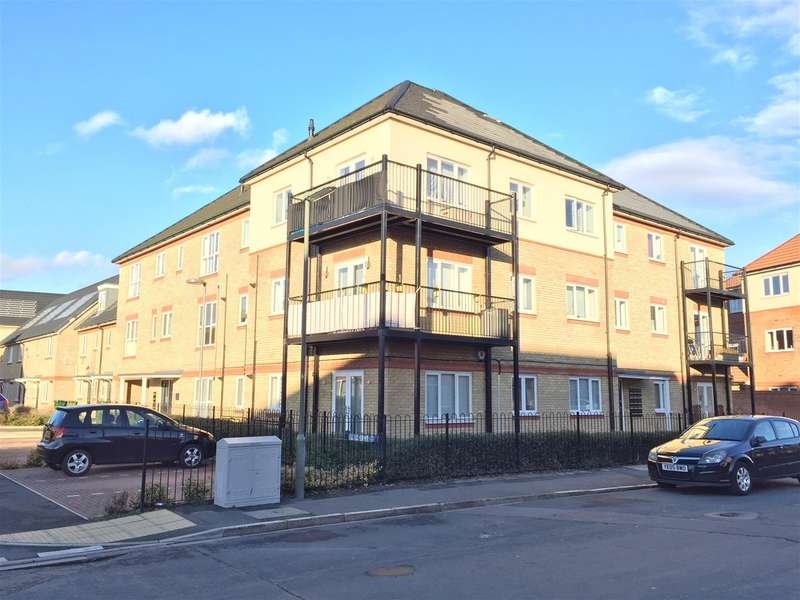 2 Bedrooms Flat for sale in Oak House, Holywell Way, Staines-upon-Thames, Stanwell, TW19