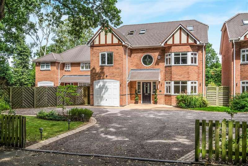 5 Bedrooms Detached House for sale in St. Bernards Road