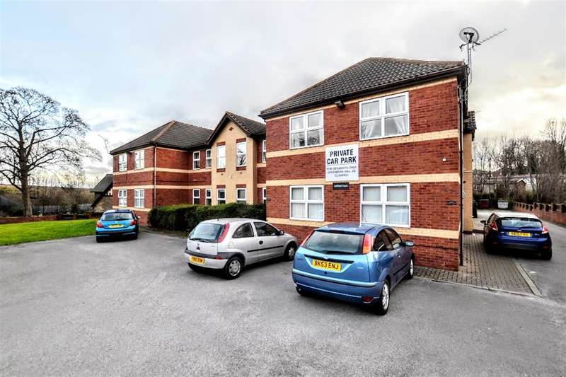 1 Bedroom Flat for sale in Ashfield Court, Doncaster Road, Stairfoot, Barnsley, S70 3JN