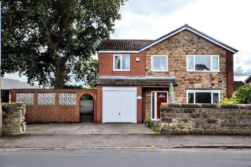 5 Bedrooms Detached House for sale in Manor Occupation Road, Royston, Barnsley, S71 4SG