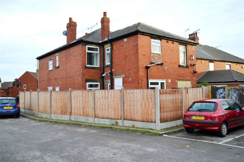2 Bedrooms Flat for sale in Pontefract Road, BARNSLEY, South Yorkshire