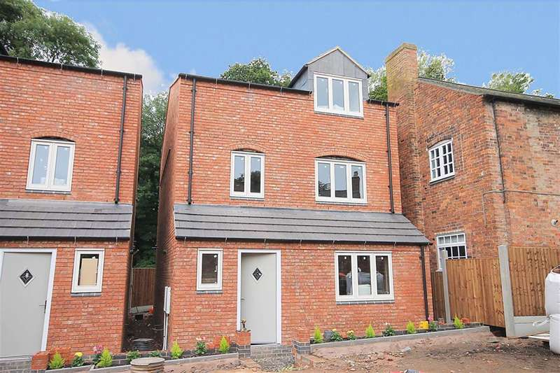 5 Bedrooms Detached House for sale in Littlefield Close, Fazeley, Tamworth B78 3QS