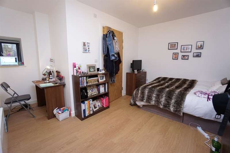1 Bedroom Flat Share for sale in Oxford Street, Crookesmoor, Sheffield, S6 3FG