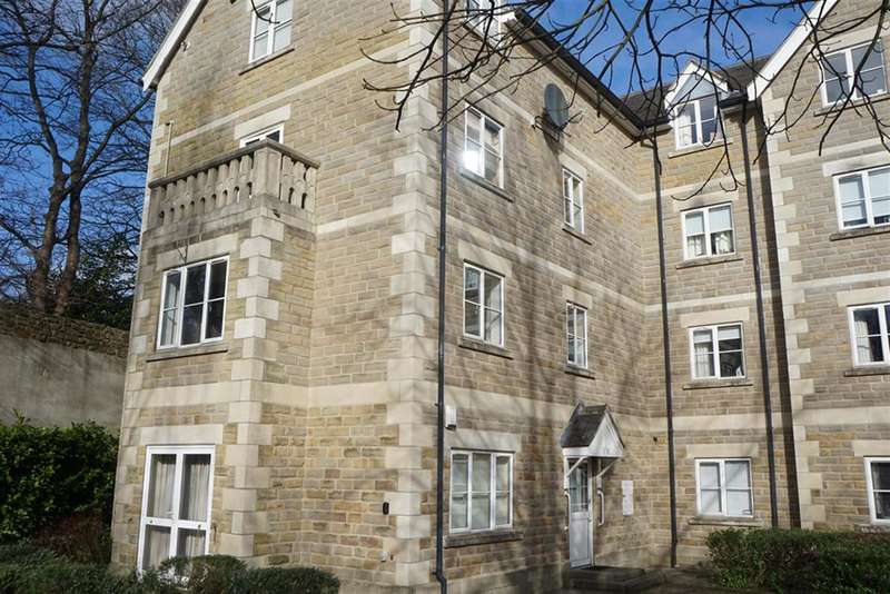 2 Bedrooms Apartment Flat for sale in Fairfield Heights, Fulwood Road, Broomhill, Sheffield, S10 3BN