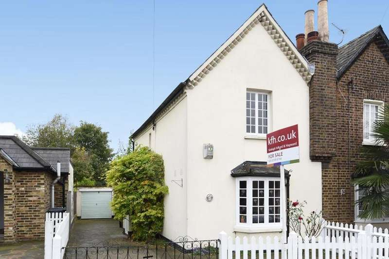 2 Bedrooms Semi Detached House for sale in Sunnyhill Road, Streatham