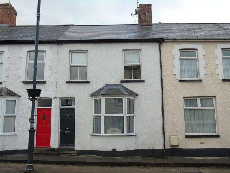 3 Bedrooms Terraced House for sale in Eastgate, Cowbridge