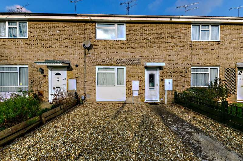 1 Bedroom Flat for sale in Colliers Close, Goldsworth Park, GU21