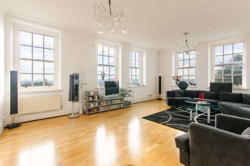 2 Bedrooms Flat for sale in Cannon Hill, Southgate, N14