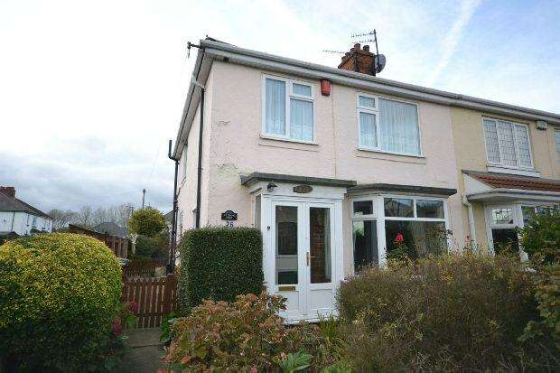 3 Bedrooms Semi Detached House for sale in Weelsby Avenue, GRIMSBY