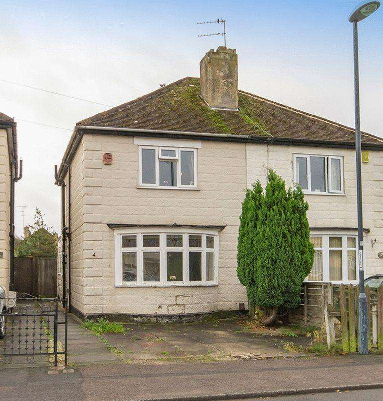 3 Bedrooms Semi Detached House for sale in EXCELSIOR AVENUE, ALVASTON