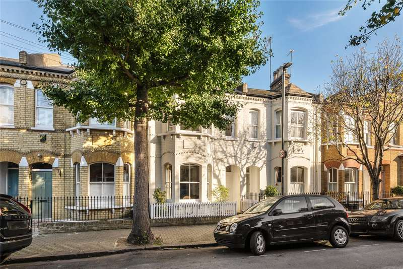 3 Bedrooms Terraced House for sale in Tennyson Street, London, SW8