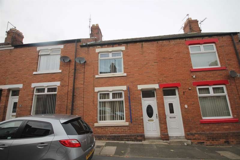 2 Bedrooms Terraced House for sale in Woodlands Road, Bishop Auckland