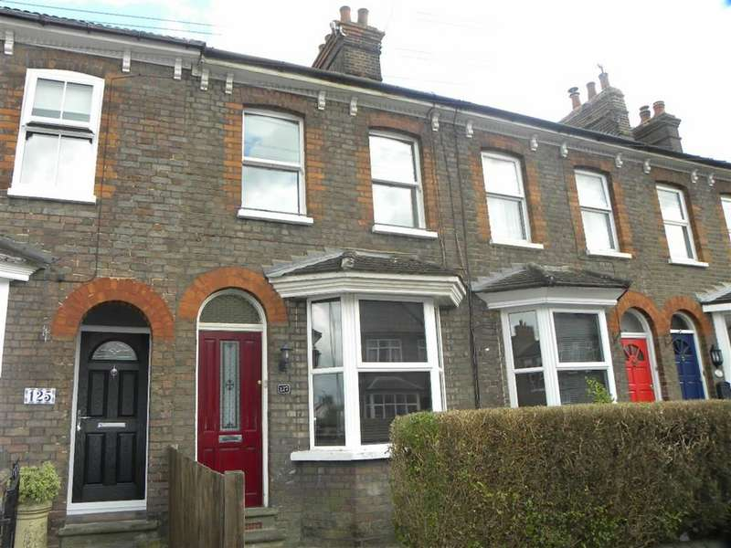 2 Bedrooms Terraced House for rent in Union Street, Dunstable, Bedfordshire, LU6