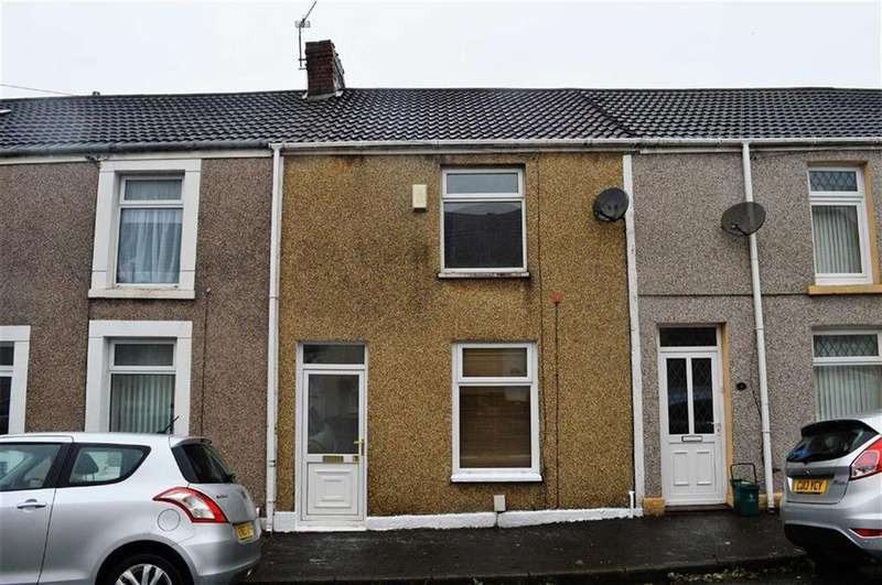 3 Bedrooms Terraced House for sale in Balaclava Street, Swansea, SA1