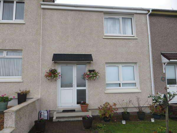 2 Bedrooms Terraced House for sale in 52 Woodend Road, Rutherglen, Glasgow, G73 4DX