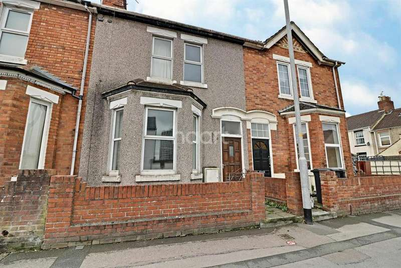 3 Bedrooms Terraced House for sale in Crombey Street, Swindon, Wiltshire