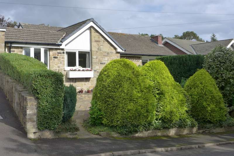 3 Bedrooms Bungalow for sale in Clough Park, Fenay Bridge, Huddersfield, HD8
