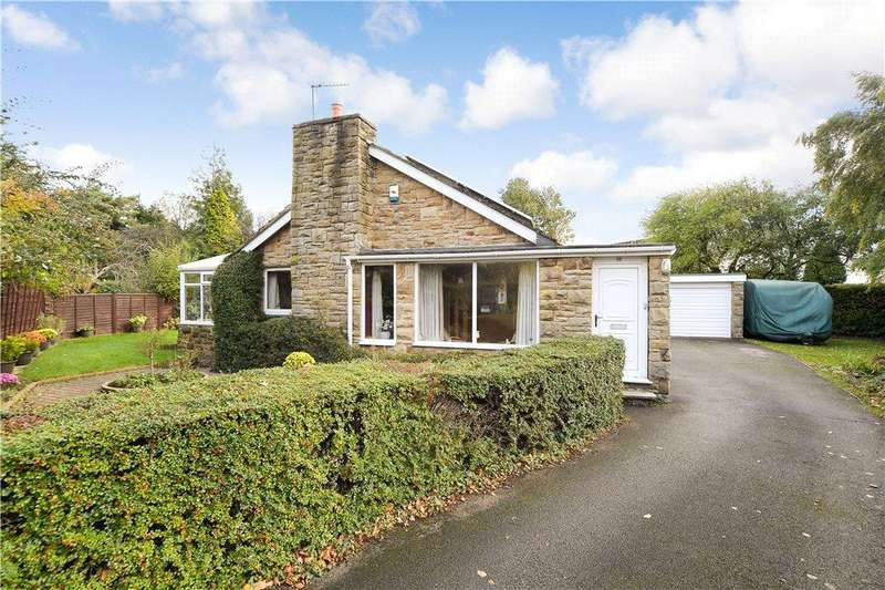3 Bedrooms Detached Bungalow for sale in Farndale Close, Wetherby, West Yorkshire