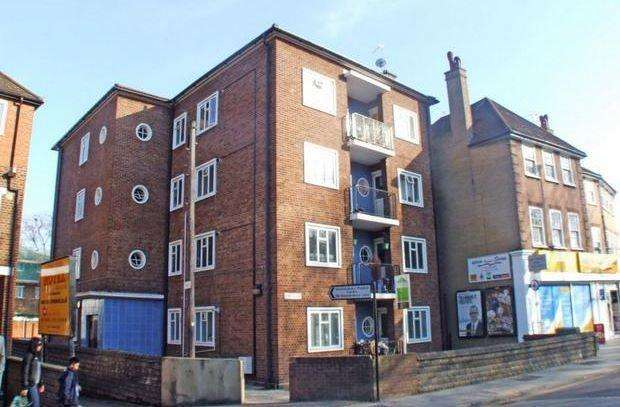 1 Bedroom Flat for sale in O Day Court, Acton, London W3