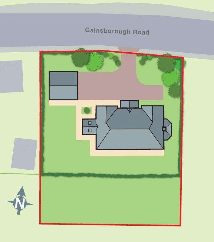 5 Bedrooms Plot Commercial for sale in Gainsborough Road, Middle Rasen