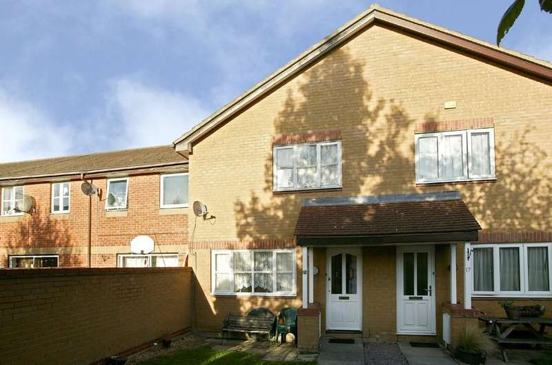 1 Bedroom Terraced House for sale in Copenhagen Walk, Dereham