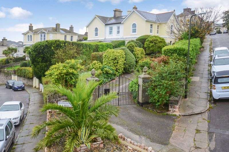 4 Bedrooms Property for sale in Warberry Road West, Torquay