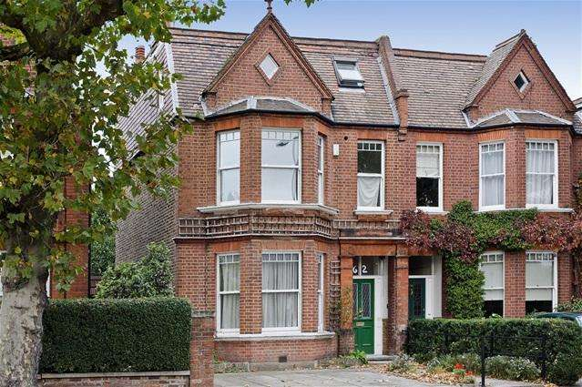 6 Bedrooms Detached House for rent in Stamford Brook Road, Stamford Brook W6, Stamford Brook W6
