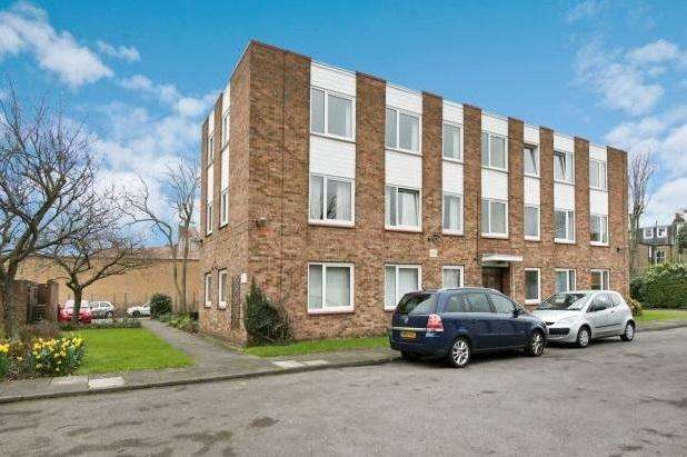 2 Bedrooms Flat for sale in Wingate Road, Hammersmith, Hammersmith