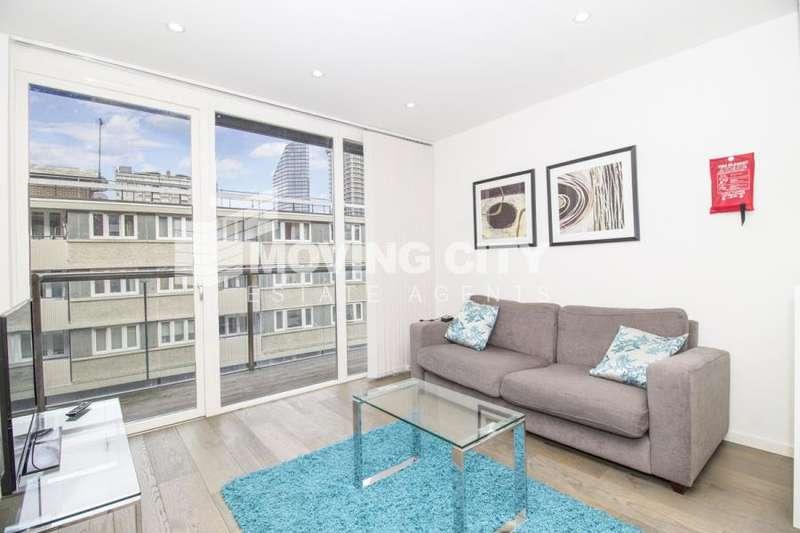 1 Bedroom Flat for sale in Worcester Point, Clerkenwell, EC1V