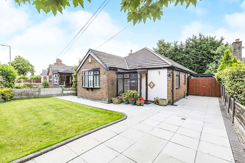 3 Bedrooms Detached Bungalow for sale in Clock Face Road, Clock Face, St. Helens, WA9