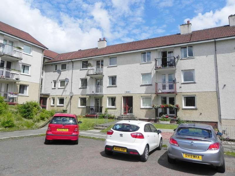 2 Bedrooms Apartment Flat for sale in Melville Park, Calderwood, EAST KILBRIDE