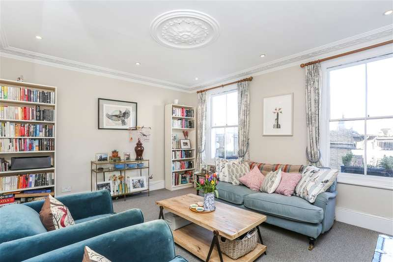 3 Bedrooms Apartment Flat for sale in Boothby Road, London