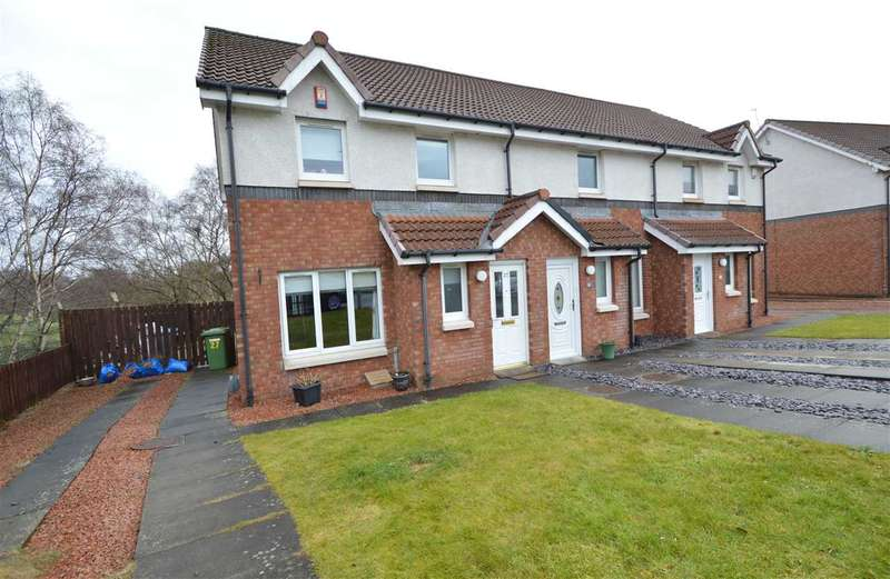 3 Bedrooms Terraced House for sale in Freeneuk Lane, Cambuslang