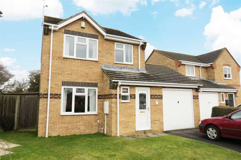 3 Bedrooms Detached House for sale in Mulberry Close, Sleaford