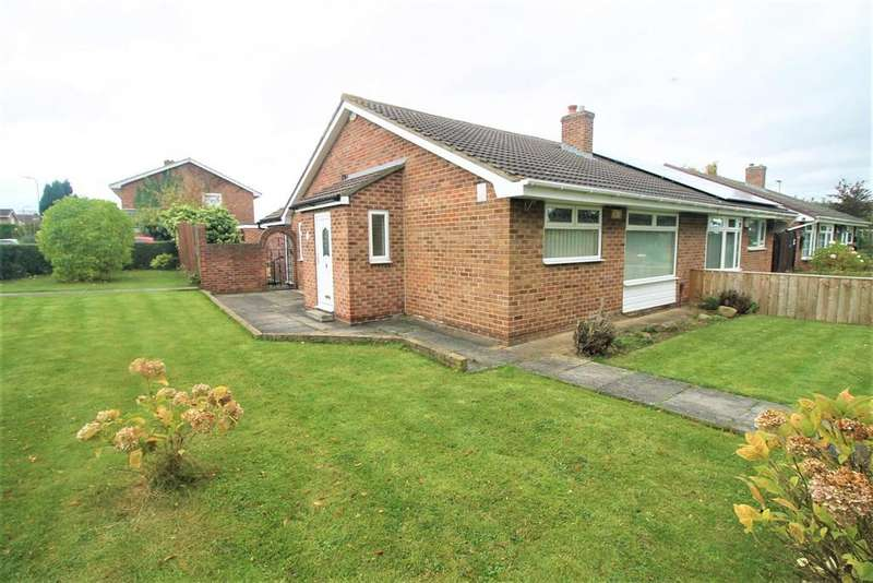 2 Bedrooms Semi Detached House for sale in Rissington Walk, Thornaby, Stockton-On-Tees