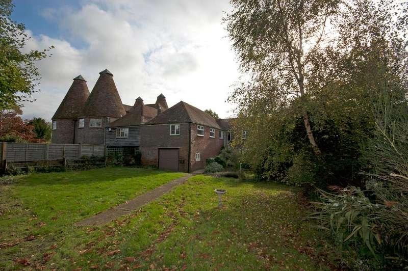 3 Bedrooms Barn Conversion Character Property for rent in Wittersham Road, Iden TN31