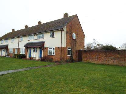 3 Bedrooms End Of Terrace House for sale in Willow Road, Bicester, Oxfordshire