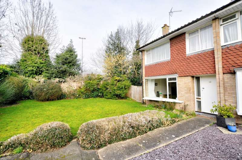3 Bedrooms End Of Terrace House for sale in Spring Gardens, Marlow