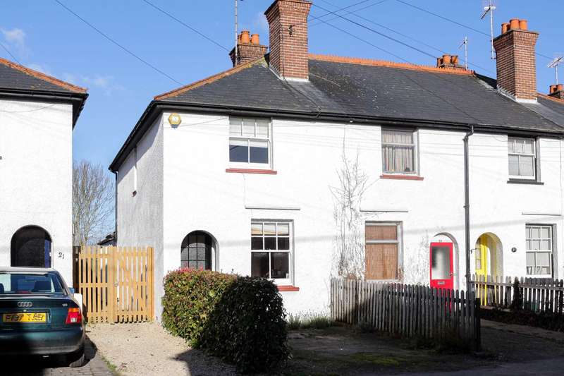 2 Bedrooms Cottage House for sale in Wallingford Road, Cholsey