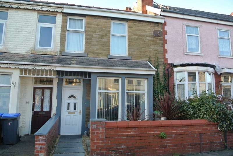 4 Bedrooms Terraced House for sale in Lune Grove, Blackpool, FY1 5PH